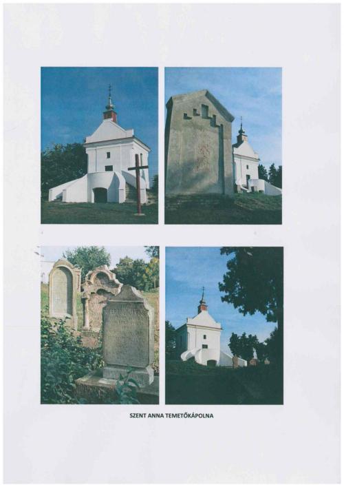 6. Március 6-ig befogadott javaslat: Barokk katolikus temetőkápolna