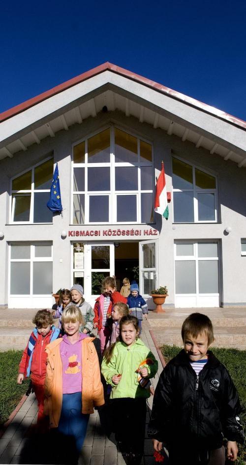 DMK Kismacsi Közösségi Háza