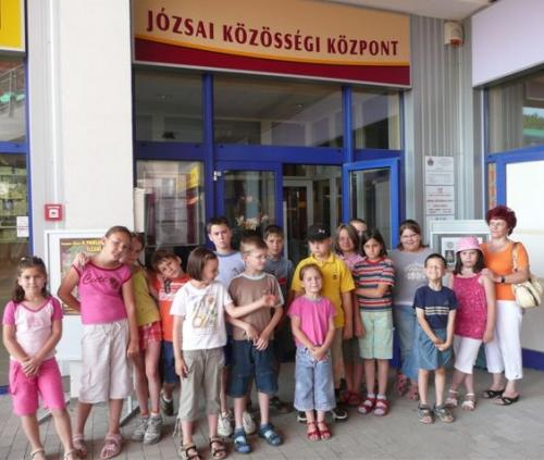 DMK Józsai Közösségi Háza