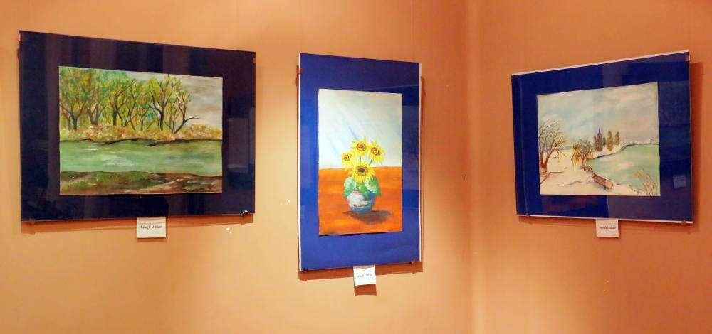 Egymásért - debreceni naiv művészek kiállítása