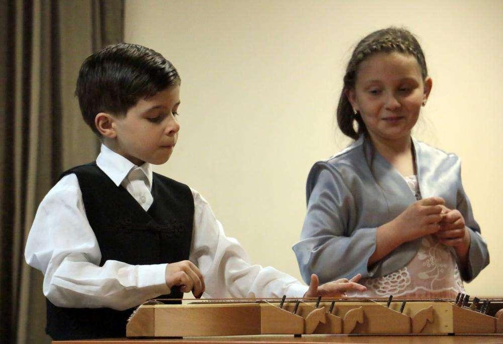 Évzáró gyermekkoncert