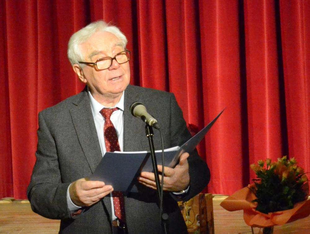 EZERNYI MESSZISÉGBŐL - Tar Károly könyvbemutatója
