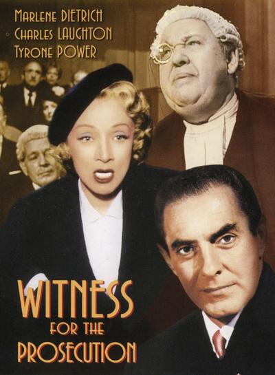 Filmnéző kurzus I.-  A vád tanúja