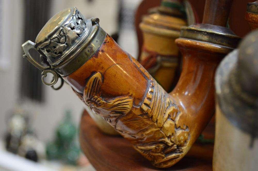A PIPA, HA ÉG – válogatás debreceni pipagyűjtők és készítők különleges darabjaiból