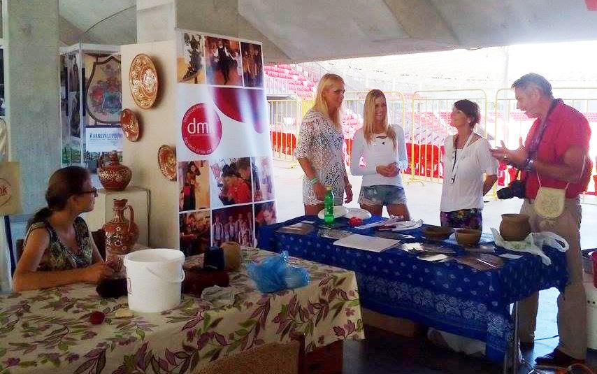 A DMK a Campus Fesztiválon