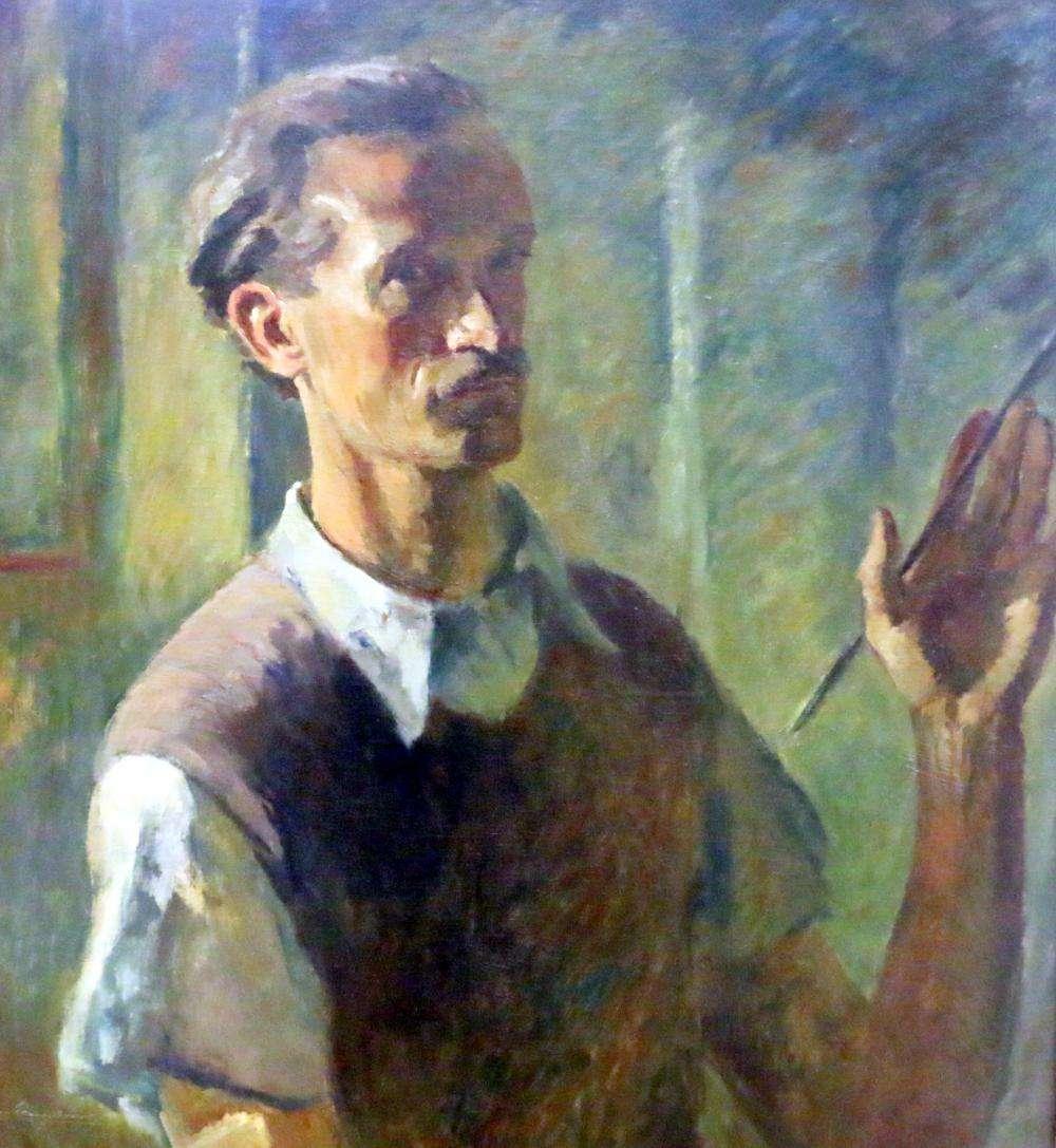 MENYHÁRT JÓZSEF GRAFIKUS-, FESTŐMŰVÉSZ KIÁLLÍTÁSA SZÜLETÉSÉNEK 115. ÉVFORDULÓJA ALKALMÁBÓL