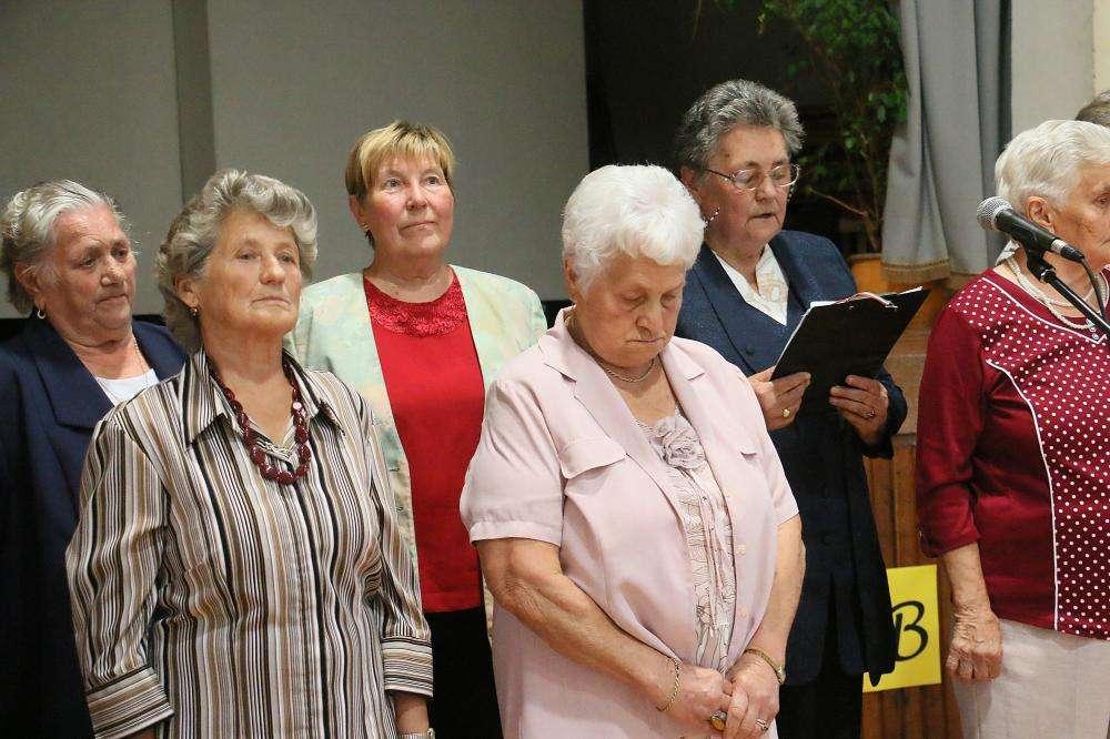 10 éves a Macsi Nyugdíjas Klub - jubileumi ünnepség