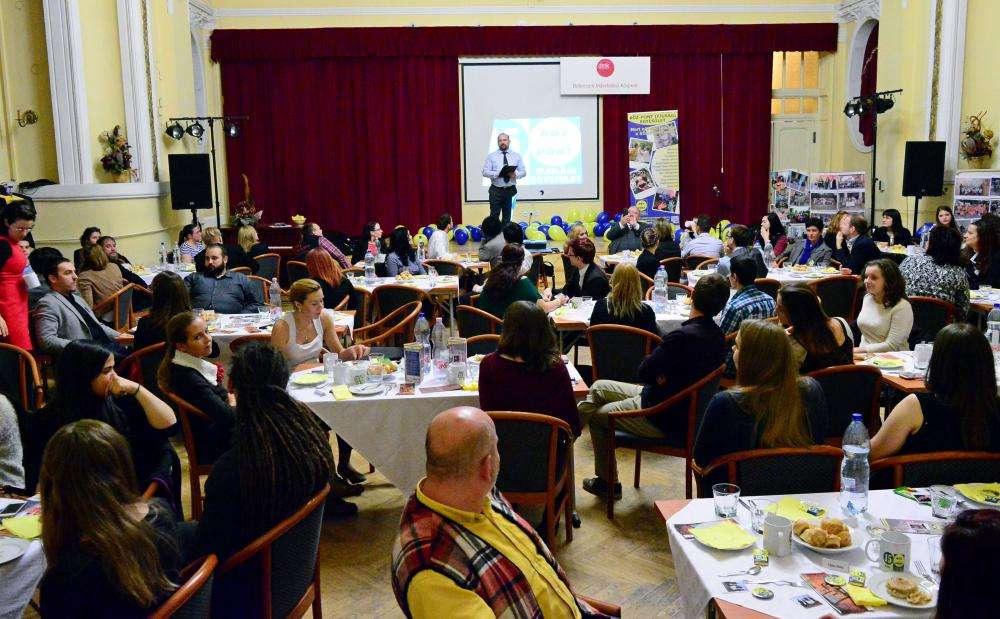 15 ÉVES A KÖZ-Pont Ifjúsági Egyesület – ünnepi program