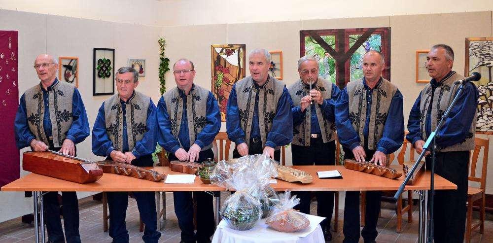 A KÖSÖNTYŰ IV. ÉKSZERKÉSZÍTŐ PÁLYÁZAT díjátadó ünnepsége