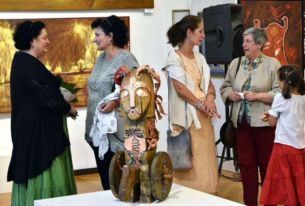 JELEN-LÉTEK - Három nemzedék kiállítása