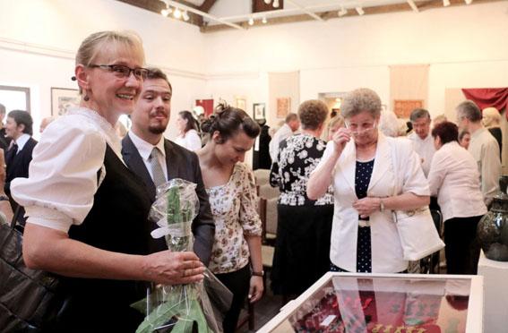 KEZEINK MUNKÁJÁT TEDD MARADANDÓVÁ - kiállítás