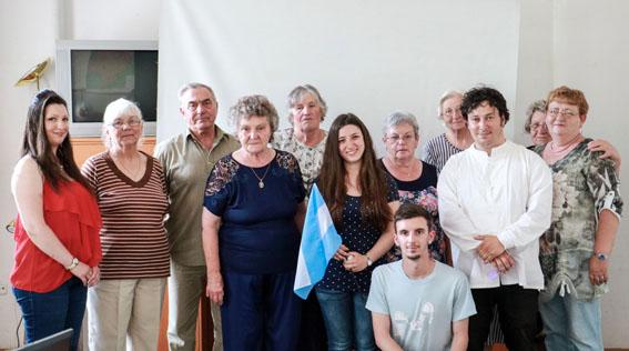 ARGENTÍN SZÍVVEL – az Édesanyák tisztelete Dél-Amerikában