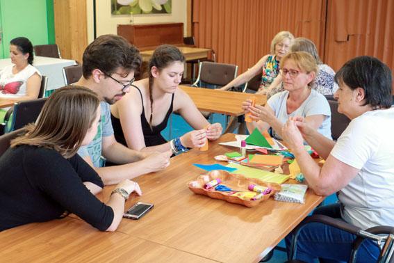 VII. TALÁLKOZÁSOK NAPJA - központban a generációs kapcsolatok