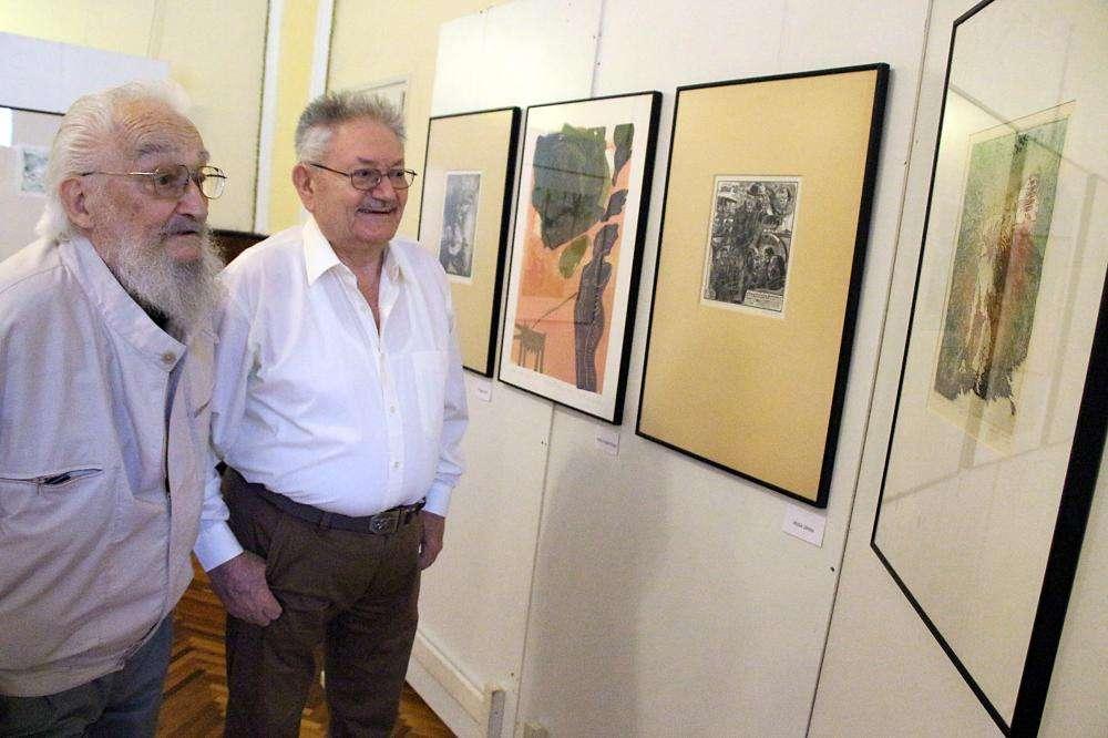 Múlt, jelen, jövő a debreceni grafikai hagyományok tükrében