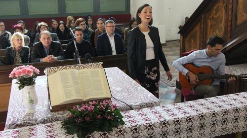 A MAGYAR NYELV NAPJA-Szavaljuk együtt Dsida Jenő versét a Kistemplomban!