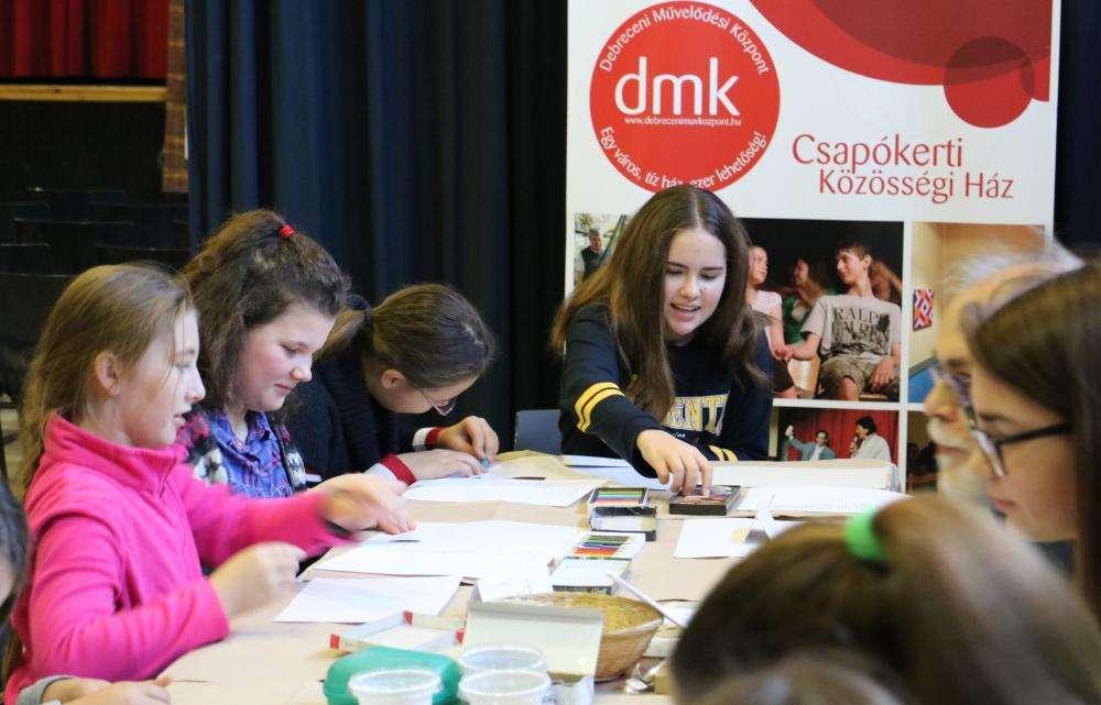A magyar nyelv napja a DMK Csapókerti Közösségi Házában