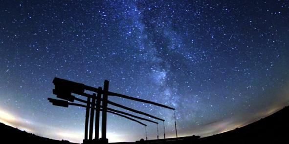Őseink és a csillagos ég.