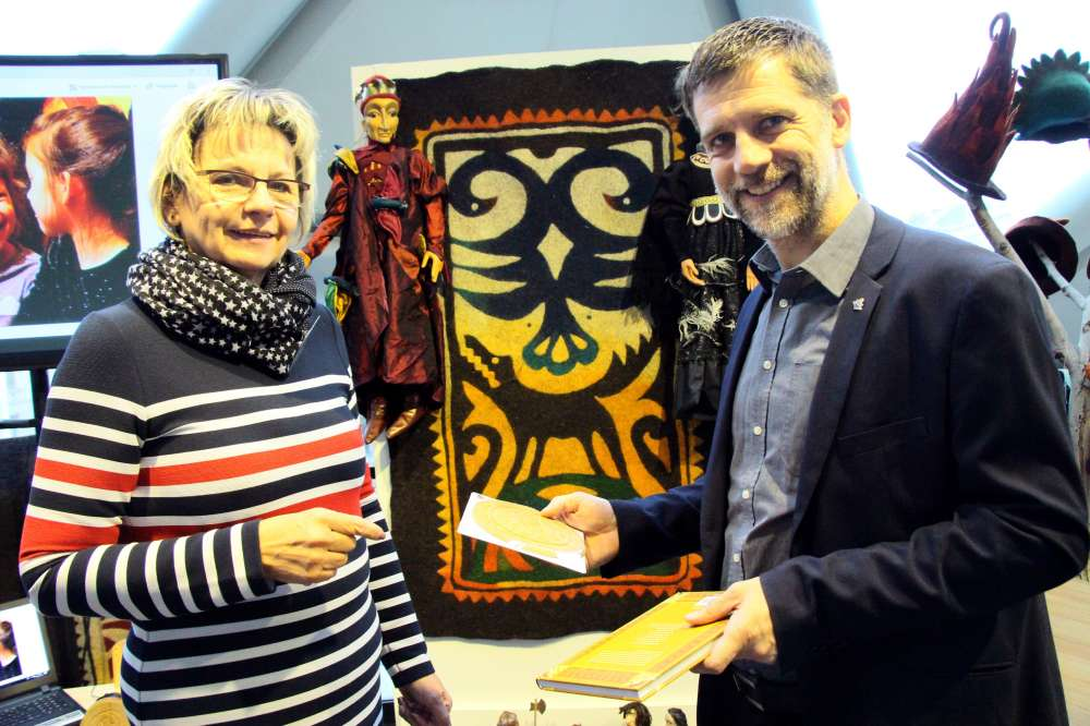 Bemutatásra került a Debreceni Művelődési központ nyertes projectje, a NépmesePont