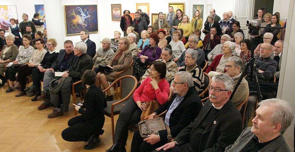 Sulyok Géza kiállítása