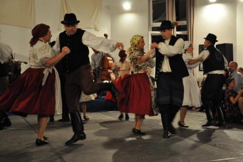 Debreceni Kezdő Felnőtt Néptáncosok Első Találkozója