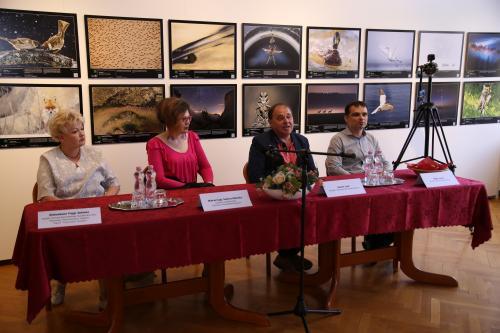 A Nagy Közösségválasztó programjait ismertető sajtótájékoztató zajlott a Belvárosi Közösségi Házban