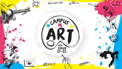 A Debreceni Művelődési Központ is bemutatkozik a Campus Art-on