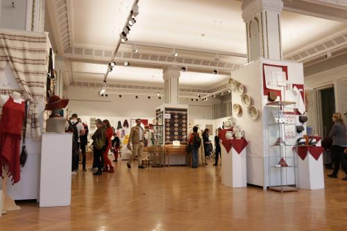 A XIII. Országos Gyermek- és Ifjúsági Népi Kézműves Pályázat Ifjú Kézművesek Országos Kiállításának megnyitója és díjátadója, XIII. Vándorlegény szakmai találkozó