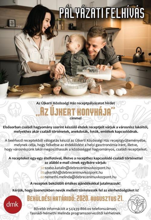 Az Újkert konyhája