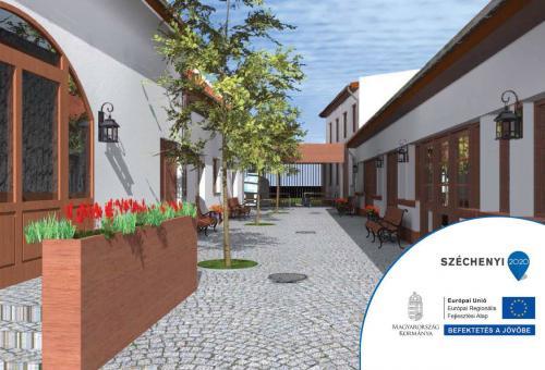 Sajtóközlemény - Befejeződött a Tímárház felújítása