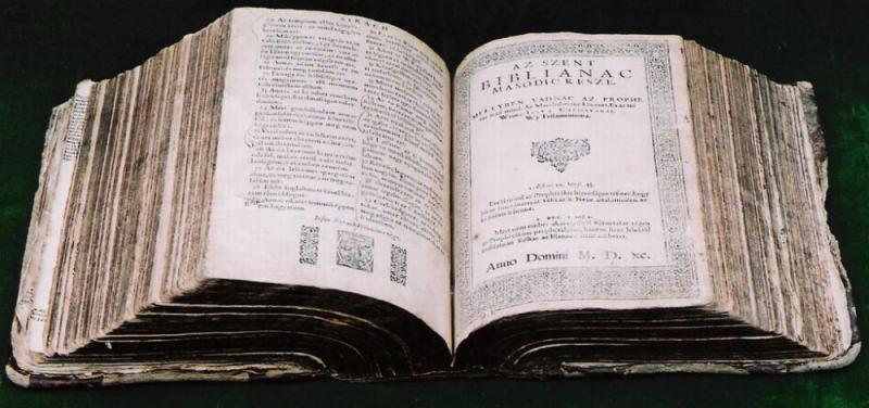 A BIBLIA OLVASATA EGY GYÓGYSZERÉSZ SZEMÉVEL