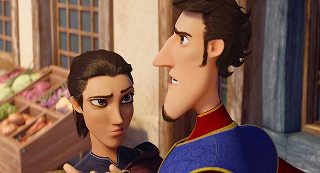 Bűbáj herceg és a nagy varázslat