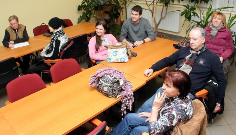 LELKI NAVIGÁCIÓ: Érdeklődők a fiatalabb és idősebb korosztályból egyaránt az Adventista Egyház közreműködésével szervezett előadáson