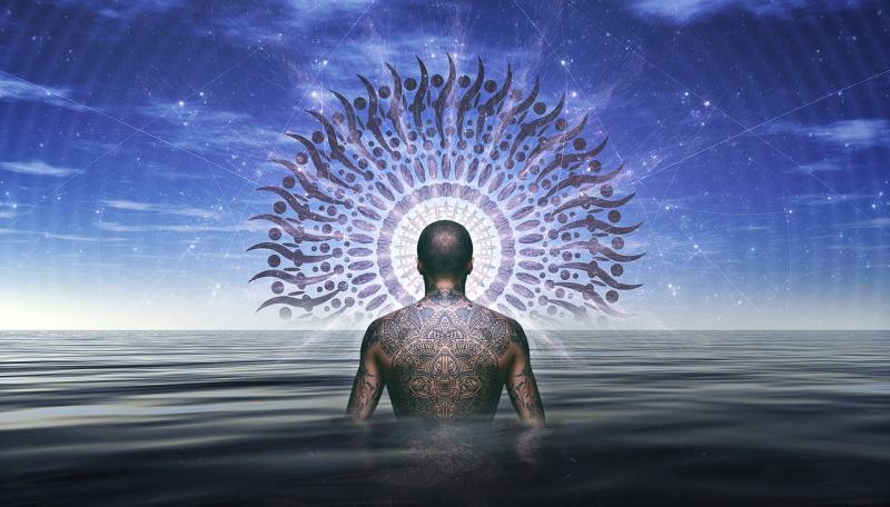 AZ ÉLETREFORM KLUBHOZ KAPCSOLÓDÓ PROGRAM: Spirituális témája illusztratív fotó