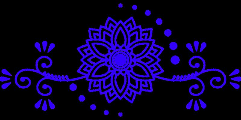 """""""MESÉS DÉLUTÁN""""–NÉPMESEI HAGYOMÁNYAINK: Illusztratív kép egy virágmotívumról"""