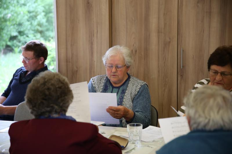 NYUGDÍJAS KLUB: Pillanatkép nyugdíjaskorú emberekről egy korábbi nagymacsi rendezvény alkalmáról