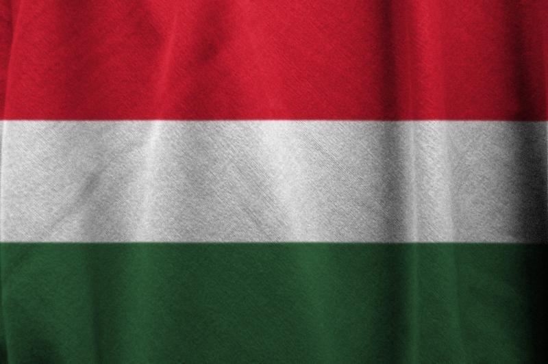 '48-RA EMLÉKEZÜNK: Illusztratív fotó a magyar zászlóról